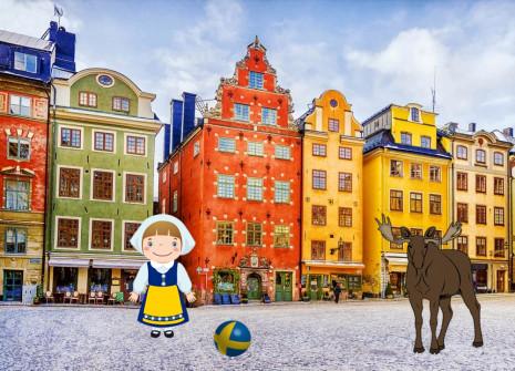 Gönnt euch eine Auszeit mit dem Schweden-Monat auf Reptilzer!